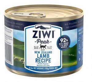 Ziwi Peak Lamb Cat Food