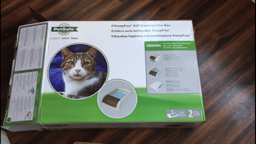 PetSafe ScoopFree Box