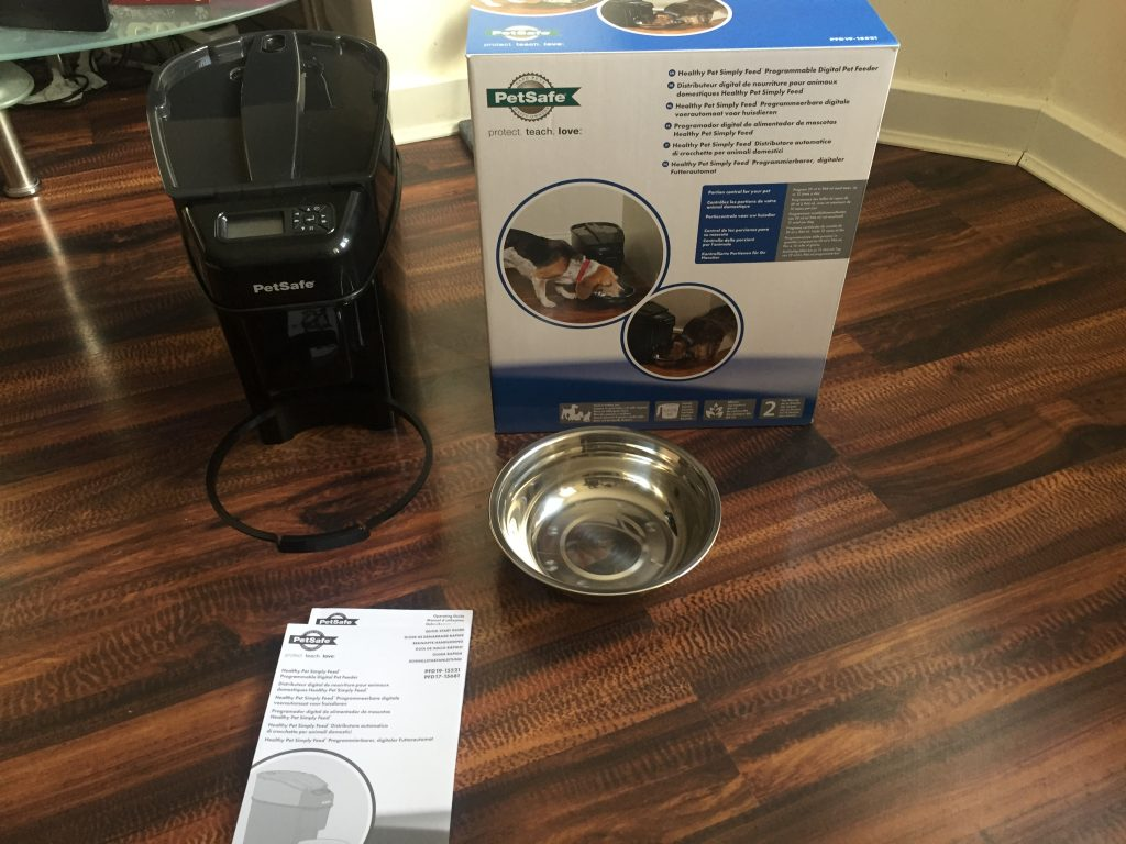 PetSafe Healthy Pet Simply Feed Review