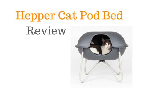 Hepper Cat Pod Bed Review