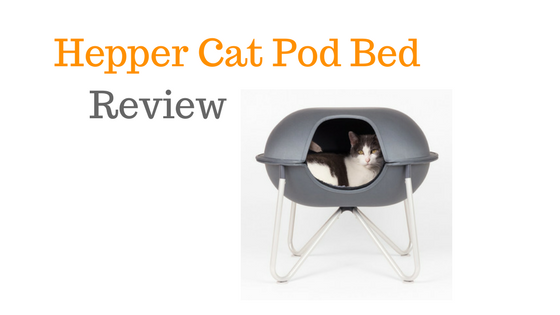 Hepper Cat Pod Bed Review