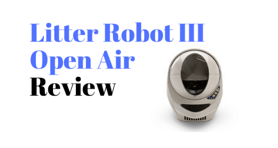 litter robot iii open air review persian cat corner